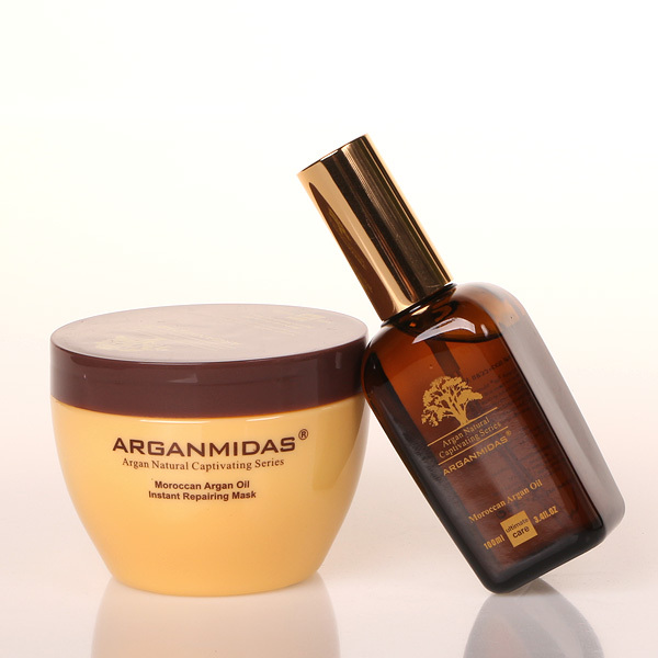 Arganmidas ARGAN oil Nourishing ARGAN oil font b hair b font Mask font b Hair b