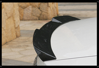 Fit for AUDI A4L S4 carbon fiber rear spoiler rear wing