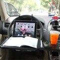 Universal Car Interior Volante Accesorios Del Coche De SUV de Escritorio Portátil Mesa de Comedor Asiento Trasero Soporte Bandeja De Trabajo Para BMW