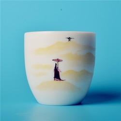 Аромат клейкого риса маленькие кусочки серебряного чая Fossil Pu'er чай вареный чай старый чай голова 5 банок 500 г