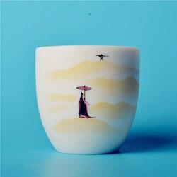 Черный зубной камень гречневый чай Luzhou-Flavor черный жемчуг полный зародышей аутентичный зубной камень гречневый чай премиум жареный ячмень ч...