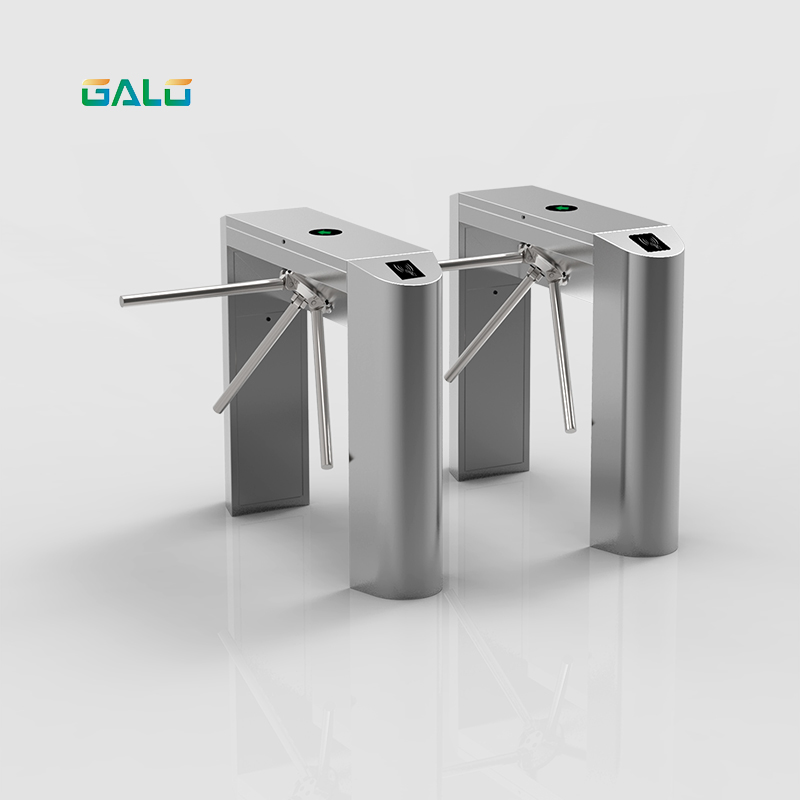 Half Height Security Rfid Turnstile Barrier Gate Tripod Turnstile Mechanism