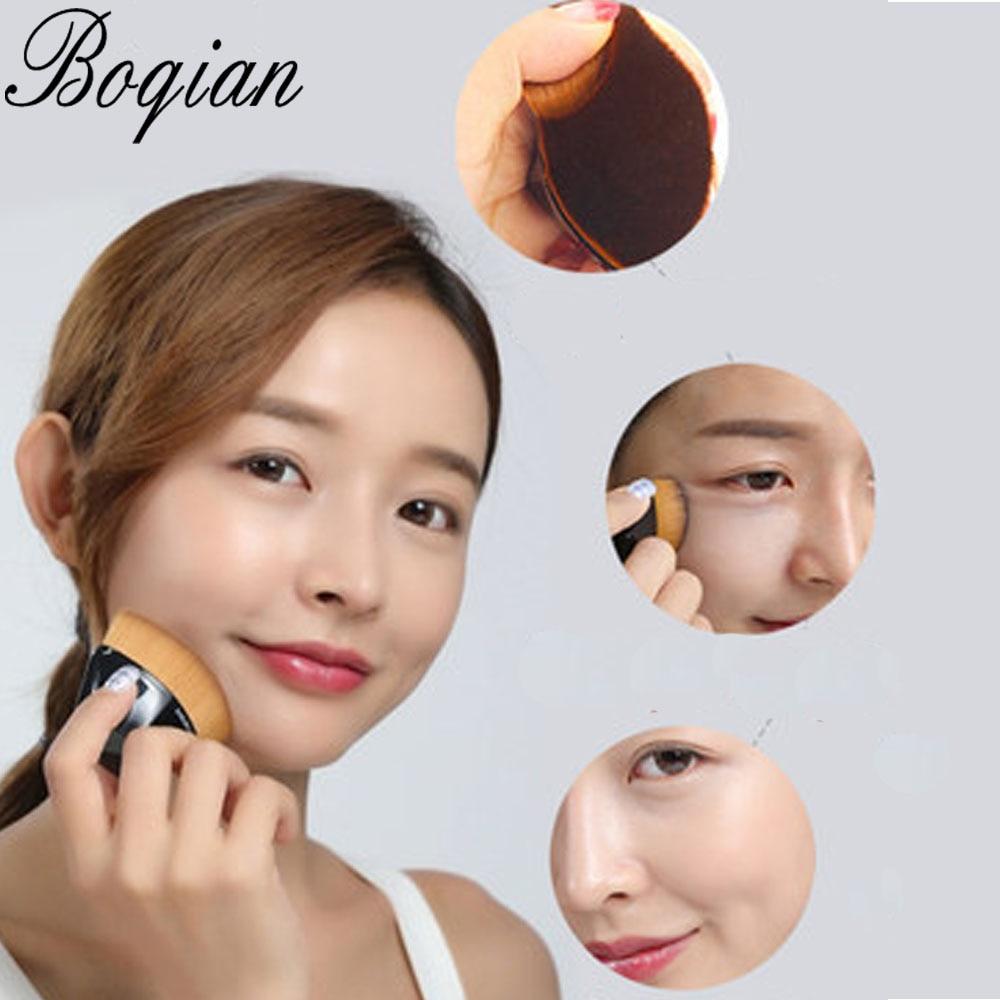 BQAN 8 Color Foundation Brush BB Cream Makeup Brushes Loose Powder Brush Flat Kit Pincel Maquiagem Make up Brushes