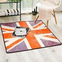Hot Sale Carpet Non slip Soft Mats 100% Polyester 3D Carpet For Living room Decor Bathroom Area Rugs Mat Baby Crawl Vloerkleed