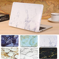 5 Colors Marble Matte Hard Case Cover for Macbook Air Pro 11 12 13 15 and Retina Laptop Bag Free Shipping