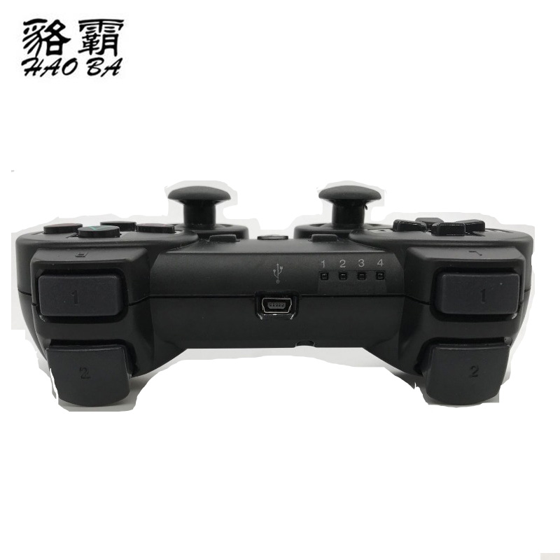 HAOBA For PS3 Controller Wireless Bluetooth Remote GamePad Joypad Controller for PlayStation PS3 DualShock Console oem playstation 3 ps3 2 4 wirless ps2 wireless controller
