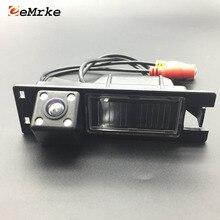 EEMRKE Vista Posteriore Auto Telecamere per Fiat Nuovo Doblo 500L 2009-CCD HD di Backup Retromarcia Telecamera di Parcheggio