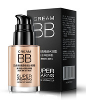 5 bottle Natural BB Cream Whitening Moisturizing Concealer Nude Foundation Makeup Face Beauty tattoo ink