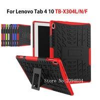 Case For Lenovo TAB4 Tab 4 10 TB X304L TB X304F TB X304N Cover Heavy Duty