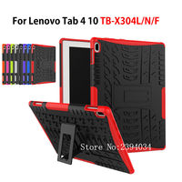 Case For Lenovo TAB4 Tab 4 10 TB X304L TB X304F TB X304N Cover Heavy Duty