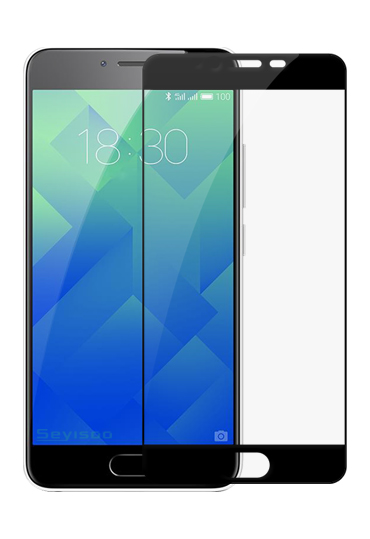 Seyisoo Brand Full Cover Tempered Glass For Meizu M5 (11)