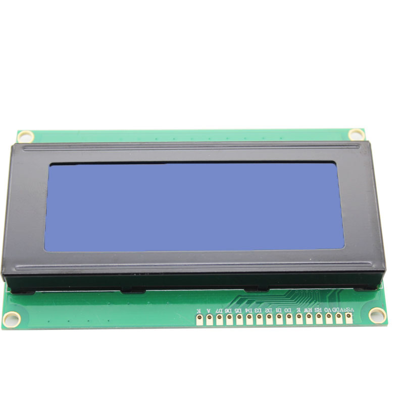 2004 LCD 2004A  Module 5V Blue Screen 20X4 LCD