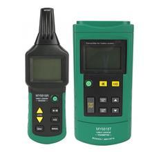 Профессиональный тестер проводов, детектор сетевого кабеля телефона, локатор, измеритель, устройство для отслеживания телефонного кабеля, локатор высокого качества