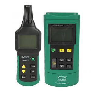 Image 1 - Professionelle Draht Tester Netzwerk Telefon Kabel Detektor Locator Meter Tracking Gerät Telefon Kabel Locator Hohe Qualität