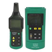 Testeur de fils professionnel, détecteur de câbles réseau, localisateur de dispositif de suivi de compteurs, localisateur de câbles de téléphones, haute qualité