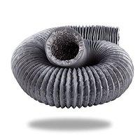 1pc 4 5 6 8 Inch Aluminium Foil PVC Flexible Ventilation Ducting Vent Tube Pipe For