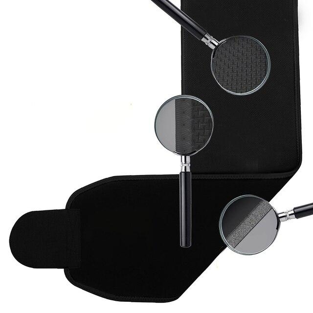 Adjustable Sweet Waist Trimmer Sweat Belt Shaper Slimming Belt Wrap Belly Exercise Tummy Girdle for Men Women 3