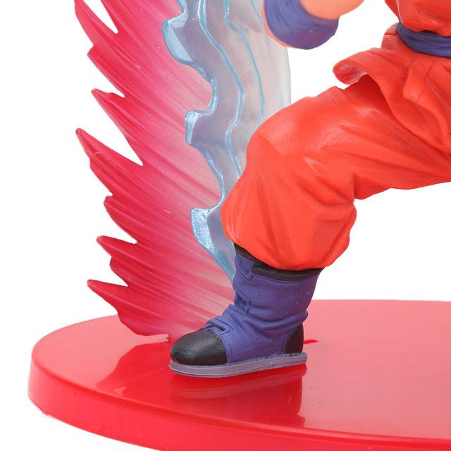 Dragon Ball Goku Super Saiyan Azul Figura de Acción