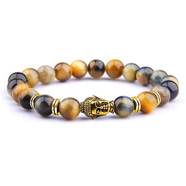 Bracelet Perle Bouddhiste