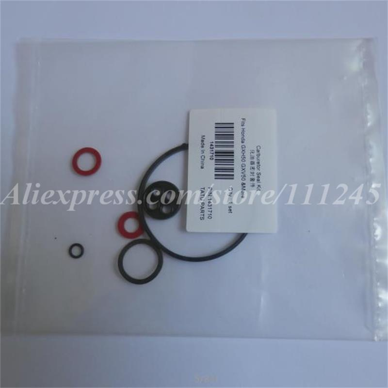 CARB SEAL KITS FOR HONDA G100 GXH50 4 CYCLE 49CC FLOAT STYLE  CARBURETOR REPAIR KIT CARBY REBUILD OVERHAUL CARBURETTOR PARTS