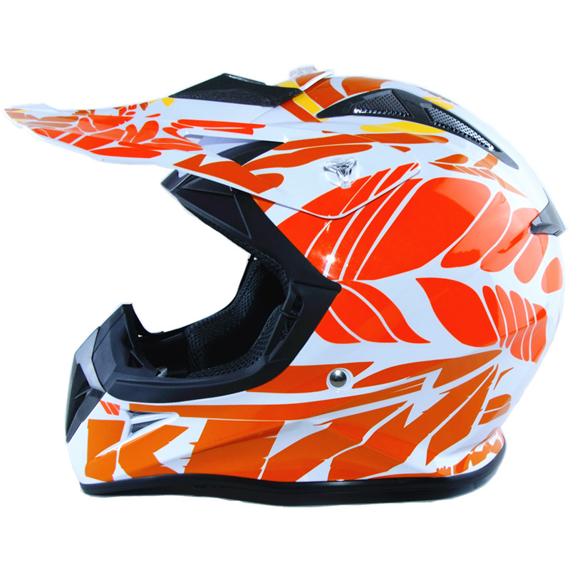 2016 new off road moto casque vtt dirt bike descente ktm motocross casques moto racing cross