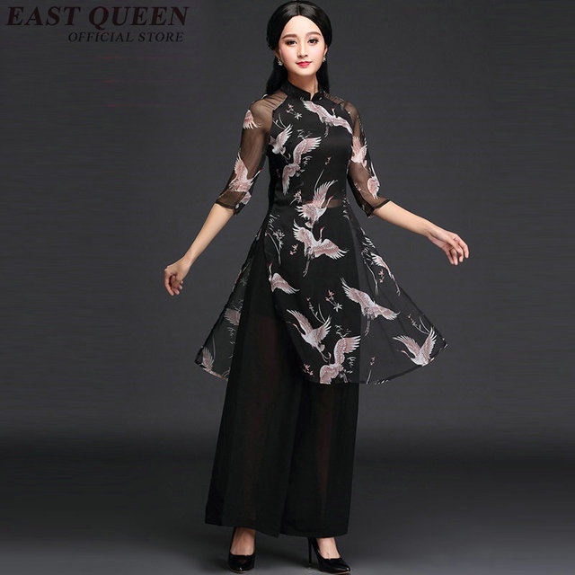 5050327cc 2018 nuevo traje pantsuit mujer vestido pantalón trajes tradicional ...