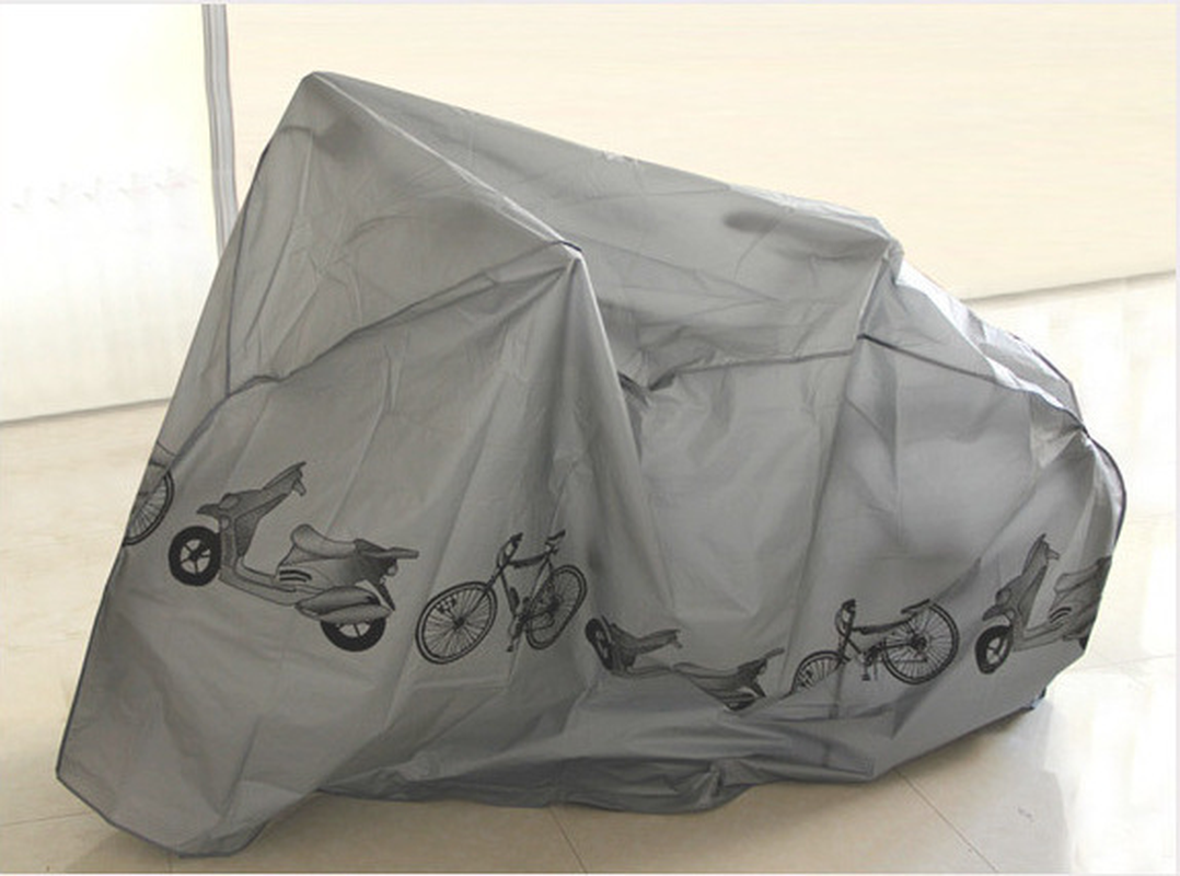 Bicycle Cycling Rain Snow Dust Sunshine Cover Road Protective Bicycle M0R7