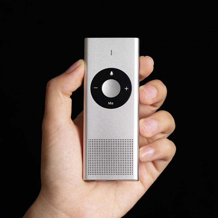 Originale Xiaomi AI Traduttore Vocale 14 Lingue 7 Giorni In Standby 8 H Continuo Tradurre 900 mah Batteria Smart MY001CN