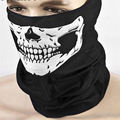 Halloween Skull Mask Multi Function Motorcycle Bicycle Headwear Scarf Halloween Horror Devil Mask Clown