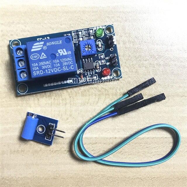 Interrupteur magnétique à Reed 12V | Commutateur de capteur relais Combo à commande magnétique, interrupteur magnétron à haut courant, livraison gratuite