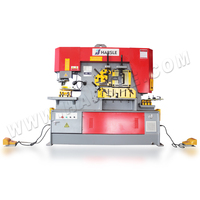 Q35y 16 hydraulic iron workers iron worker ironworker machine punch and shears steel punching and shear machine
