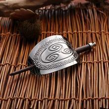 Заколки для волос в стиле викингов