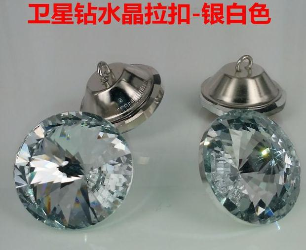 Buttons Setting Wall Decorative Button12mm 3 Color Satellite Drill Soft Package Crystal Sofa Buckle Rhinestones Buttons Crystal Button To Make One Feel At Ease And Energetic