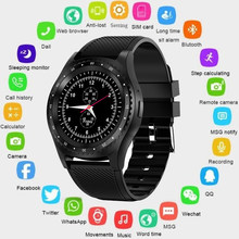 GEJIAN Bluetooth Smart Watch Men's TF Card SIM Card Call Watch Samsung Millet IP67 Waterproof Fitness Pedometer Sports Watch(China)