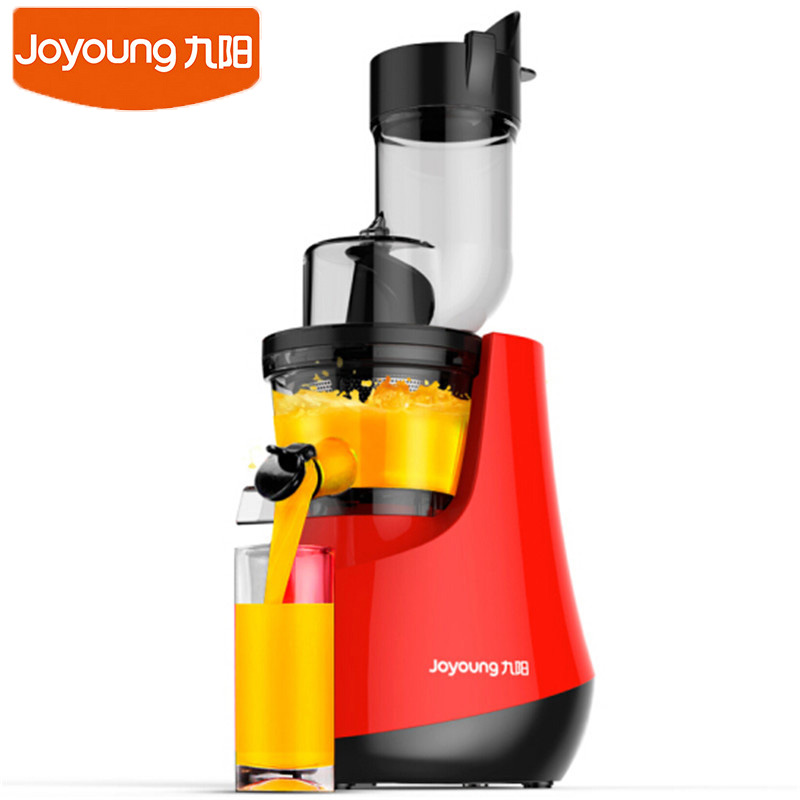 Joyoung Household Large Caliber Juicer 100% Original Juice Maker 50rpm Double Filter Slowly Juice Extractor|Juicers| |  - title=