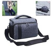 DSLR Camera Case Bag For Pentax Q S1 Q10 Q7 Q K S2 K S1 KP
