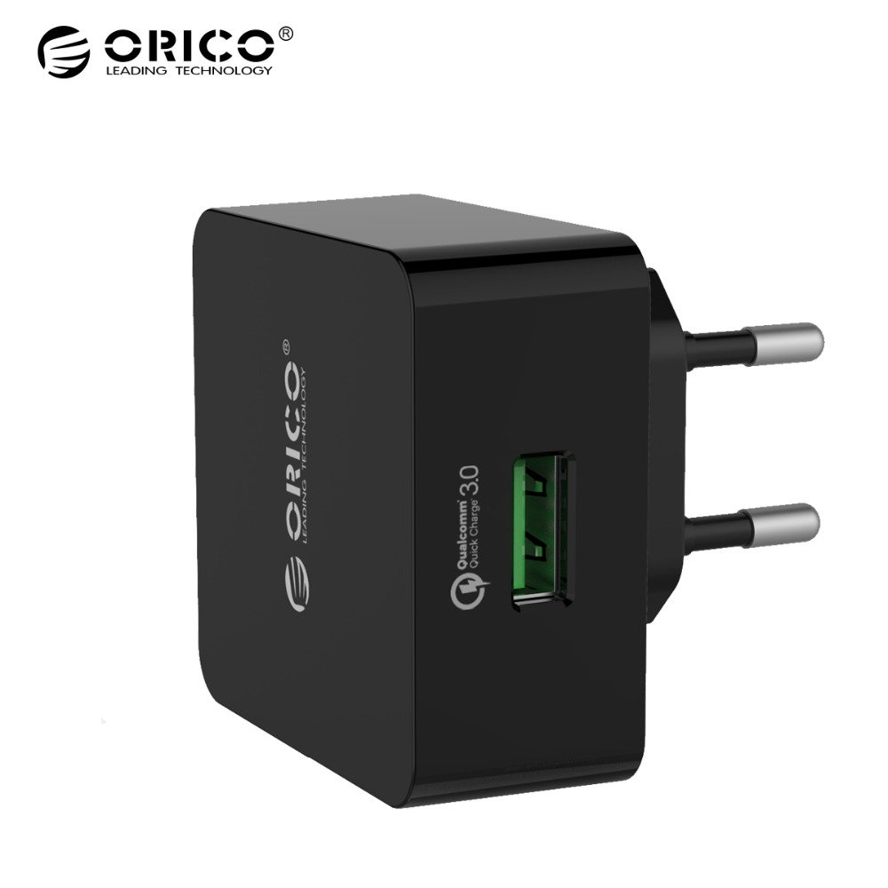 ORICO Phone Charger Quick Charge QTW-1U s