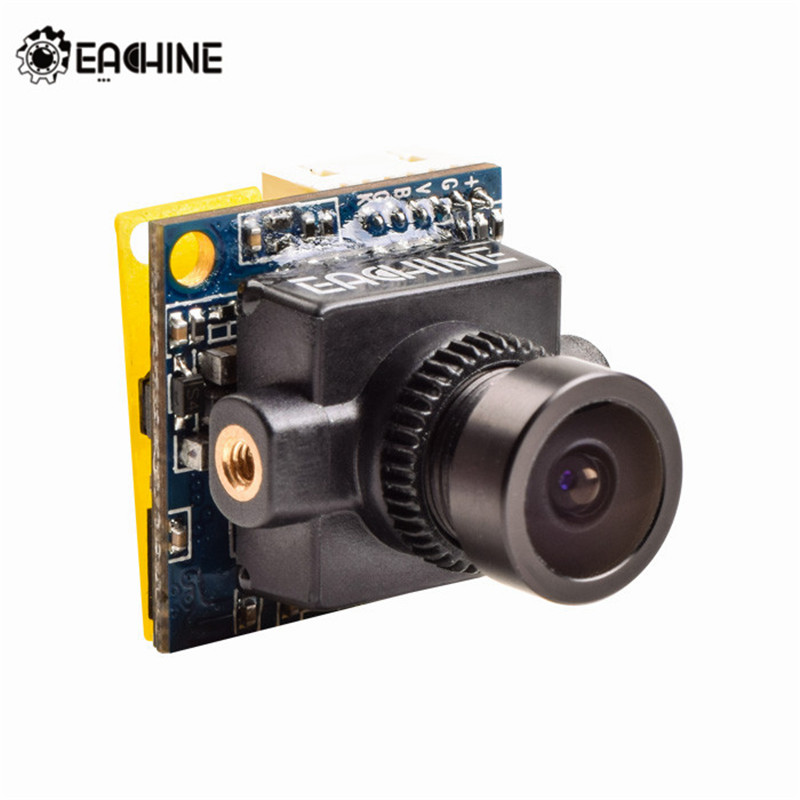 In Stock Eachine SpeedyBee SEC 1/3 CCD 600TVL 2.3mm FOV 145 Degree Mini FPV Camera With OSD For RC Racing Drone DIY Parts aomway 1200tvl 960p ccd hd mini camera 2 8mm lens for fpv