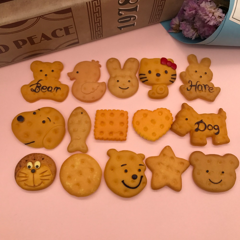 Resin hot and kawaii cookies . Resin Flatback Cabochon for hair bow center,DIY 17-38mm
