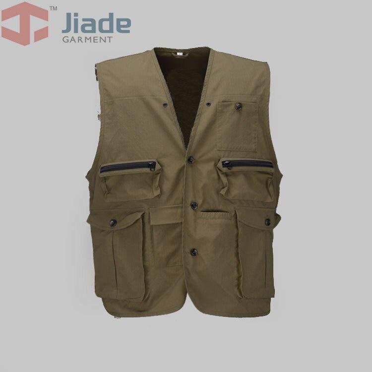 Jiade tooling vest multi-pocket vest functionality vest tooling vest high quality trumpf style press brake tooling special tooling bending dies