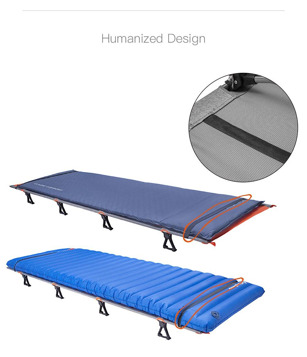KingCamp-Ultralight-Single-Folding-Bed-Weight-Capacity-120KG-Camping-Cot-Aviation-Aluminum-Portable-Hiking-Travel-Comfortable -6
