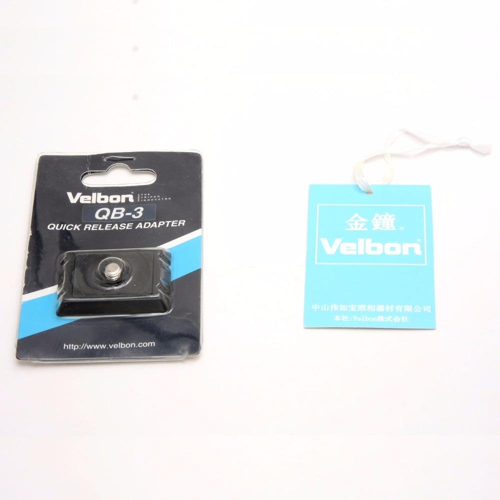 Velbon QB-3 Quick Shoe