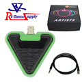 Triangle Tattoo Foot Pedal Switch Mini Foot Switch Pedal Controller Tattoo Power Supply 2016 New 5 Colors top quality