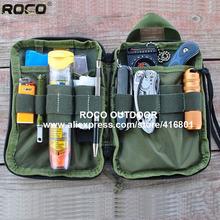 TTGTACTICAL Mini Tactical Molle EDC Compact Pocket Organizer Pouch MOLLE Gadget EDC Utility Pocket Pouch Organizer cheap Hunting Nylon Cordura Nylon 1000D SBS Zipper 420D Nylon