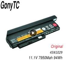 Corée cellule batterie dordinateur portable dorigine pour Lenovo Thinkpad X230 X230I X230S 45N1029 45N1028 45N1172 45N1022 44 + + livraison directe 9 cellules