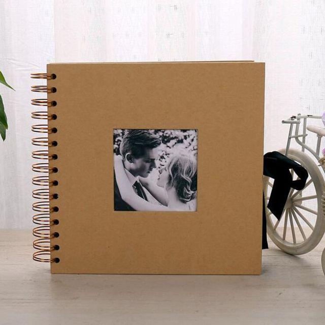 10 אינץ תינוק אלבום תמונות Fotos DIY Scrapbook אלבום דה Foto Bebe זיכרון ספר Fotoalbum Photoalbum Albunes דה Foto Plakboek albumy