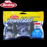 Berkley Power Bait KING AOKI MUSHI 5cm Soft Artificial Fishing Lure For Bass Fishing Tackle PUREFISH