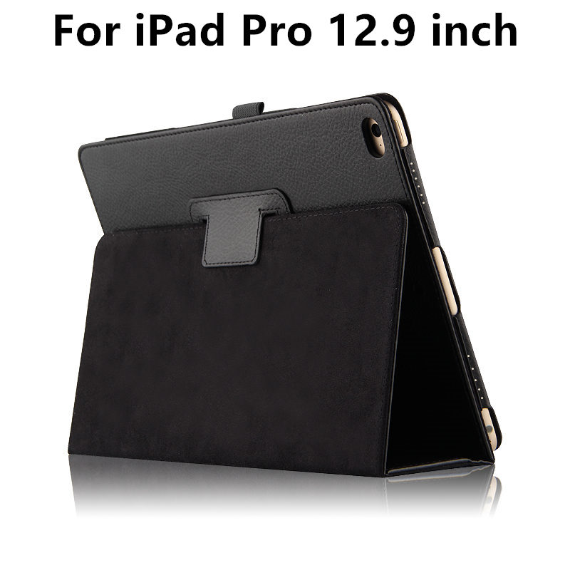Case For iPad Pro 12.9 Cases Leather Protective shell Skin For Apple iPad Pro 12.9 inch Tablet Case Smart cover Protector Sleeve high quality fashion leather case for ipad pro 12 9 case luxury 12 9 inch flip cover for ipad plus cover tablet pc shell skin