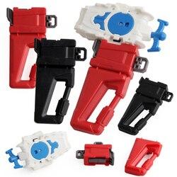 12 Styles métal lanceur Beyblade rafale jouets arène vente éclatement Gyroscope loisirs classique filature