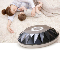 Sweeper Diamond Shape Automatic Mini Smart Robot Vacuum Cleaner